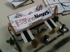 Evening News: Home Sweet Home version